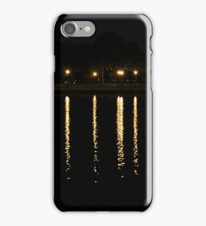 Aquatic Sparkler iPhone Case/Skin
