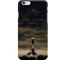 Fire Island Light. iPhone Case/Skin