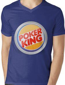 Poker king Mens V-Neck T-Shirt