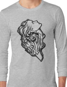 Heart of the Wolf Long Sleeve T-Shirt