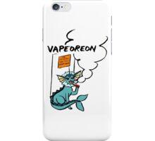 Vapeoreon iPhone Case/Skin