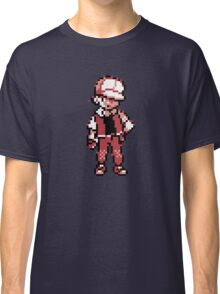 Red (Trainer) - Pokemon Gold & Silver Classic T-Shirt