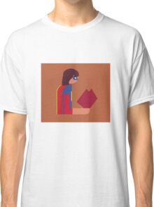 Ms. Lady Reads Classic T-Shirt