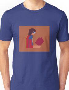Ms. Lady Reads Unisex T-Shirt