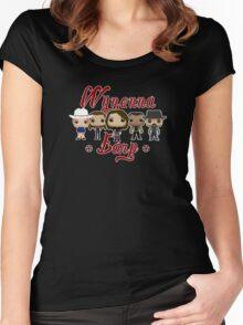 Wynonna Earp POP Women's Fitted Scoop T-Shirt
