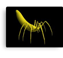 Banana Spider Canvas Print