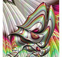 Balance 4 Fine Fractal Art Photographic Print