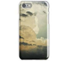 Storms on the Horizon  iPhone Case/Skin