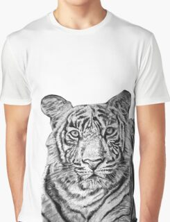 Stare down Graphic T-Shirt