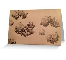 Germs Greeting Card