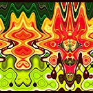 Polynesian Punch by Ginny Schmidt