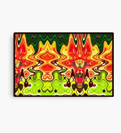 Polynesian Punch Canvas Print