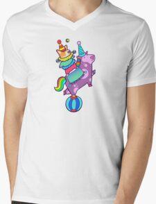 Make believe, dog n pony show! Mens V-Neck T-Shirt