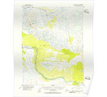 USGS TOPO Map Alaska AK Dillingham A-1 355395 1951 63360 Poster