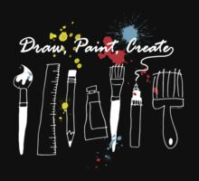 Draw Paint Create  by ArtVixen
