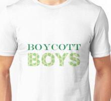 Boycott Boys Unisex T-Shirt