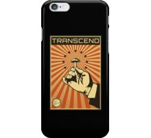 Transcend iPhone Case/Skin