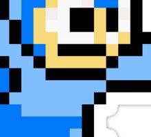 MegaMan Pixel Art! Sticker