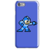 MegaMan Pixel Art! iPhone Case/Skin