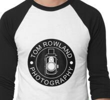 Tom Rowland Photography Men's Baseball ¾ T-Shirt