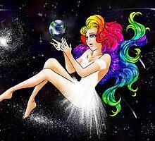 Galaxy Girl by Katrina Heilhecker