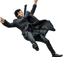 Sherlock Reichenbach Fall by TheSociopath