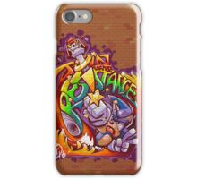 JOIN THE RES!STANCE iPhone Case/Skin