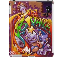JOIN THE RES!STANCE iPad Case/Skin