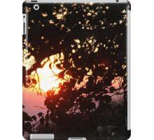 Smoky Sun iPad Case/Skin