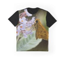 Fiery Skipper Graphic T-Shirt