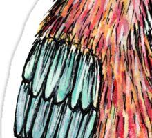 Pink Bird Sticker