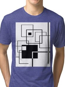 Not All Rectangles Are Square Tri-blend T-Shirt