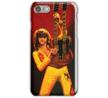 Jimmy Page Painting iPhone Case/Skin