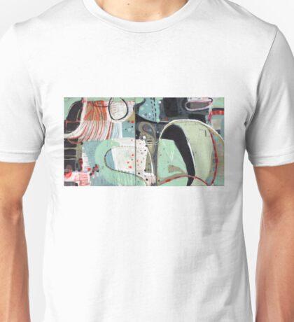 Mapped Unisex T-Shirt