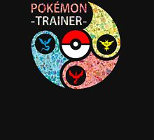 POKEMON GO TEAM INSTINCT, VALOR, MYSTIC T-SHIRT, TRAINER Unisex T-Shirt