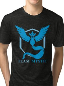 POKEMON GO TEAM MYSTIC, INSTINCT, VALOR T-SHIRT Tri-blend T-Shirt