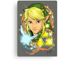 Legend Of Zelda Tattoo Canvas Print