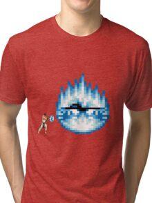 Ryu Hadouken Tri-blend T-Shirt