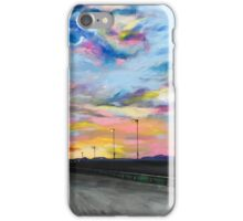 The road to Busby iPhone Case/Skin