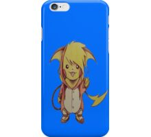 Pikachu Evolution Hoodie iPhone Case/Skin