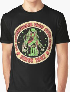 Bad Mofo from Outer Space Vintage Graphic T-Shirt