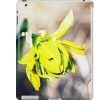 Garden Scene-00835 iPad Case/Skin