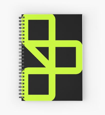 Let's Play Logo Spiral Notebook