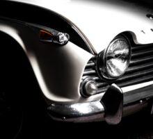 Triumph TR4  Sticker