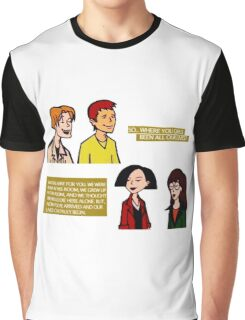 Daria Morgandorfer Graphic T-Shirt