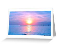 Splendid Day Greeting Card