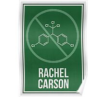 RACHEL CARSON - Women in Science Collection Poster