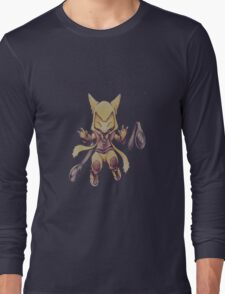 Abra Evolution Hoodie Long Sleeve T-Shirt