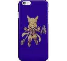 Abra Evolution Hoodie iPhone Case/Skin