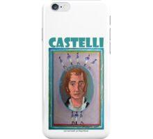 Juan José Castelli por Diego Manuel iPhone Case/Skin
